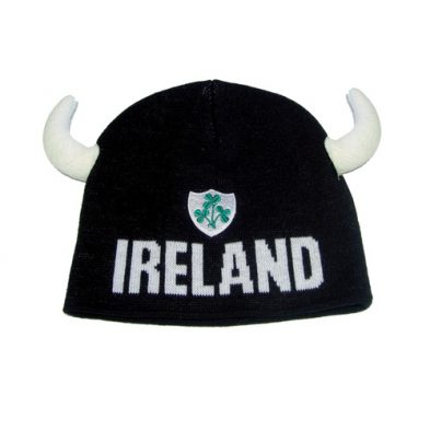 Black Ireland Hat DublinGiftCompany.com